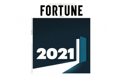 COD2O, the Virtual Hospital: a revolution. Out now on Fortune Italia, January issue.